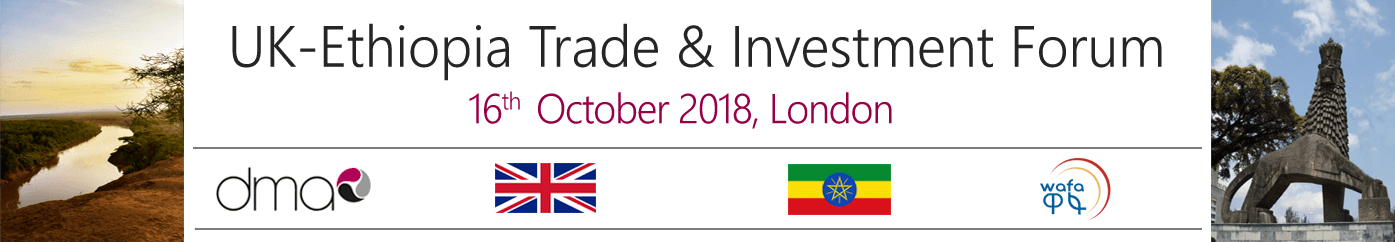 this is the first significant overseas trade and investment summit for the new ethiopian government