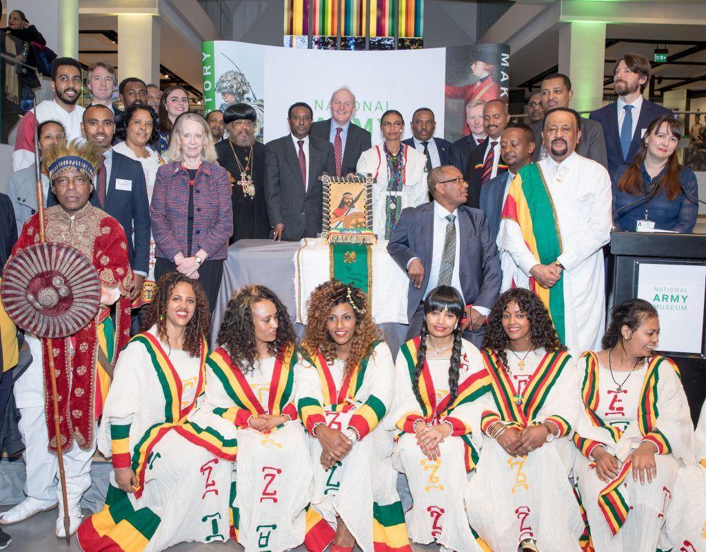 Ethiopians celebrate historic return of Emperor Tewodros